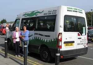 Green Dragon Dial a Ride Community Transport
