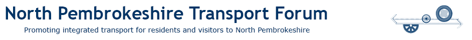 Logo: North Pembrokeshire Transport Forum